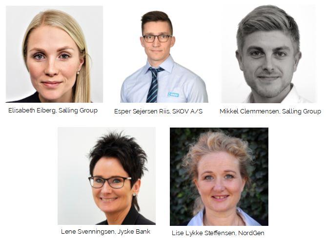 Mød de nominerede som årets unge projektleder og årets virksomhedsleder